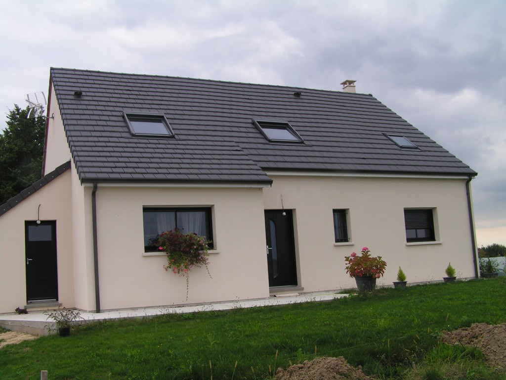 Maisons pluviaud constructeur de maison en loire et cher for Constructeur de maison 54
