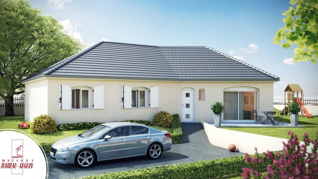 Maisons babeau seguin constructeur de maisons individuelles for Constructeur de maison 01