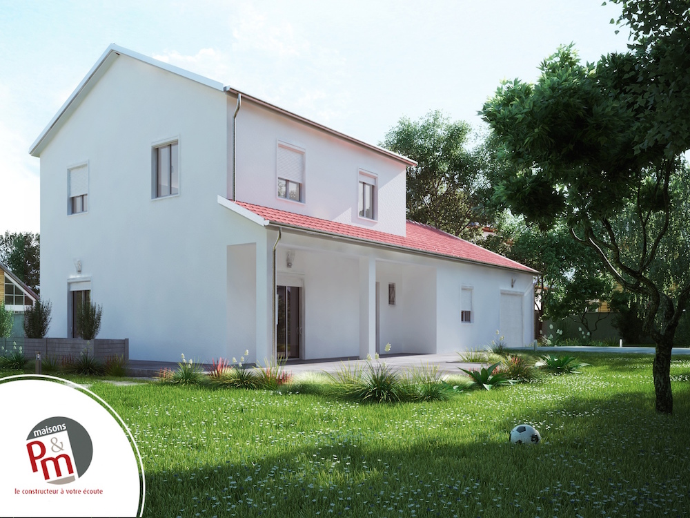 Maisons pm constructeur de maison en loiret eure et for Constructeur maison individuelle loiret