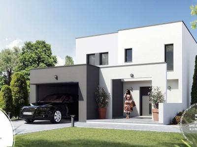 Maisons pm constructeur de maison en loiret eure et for Constructeur maison contemporaine eure et loir