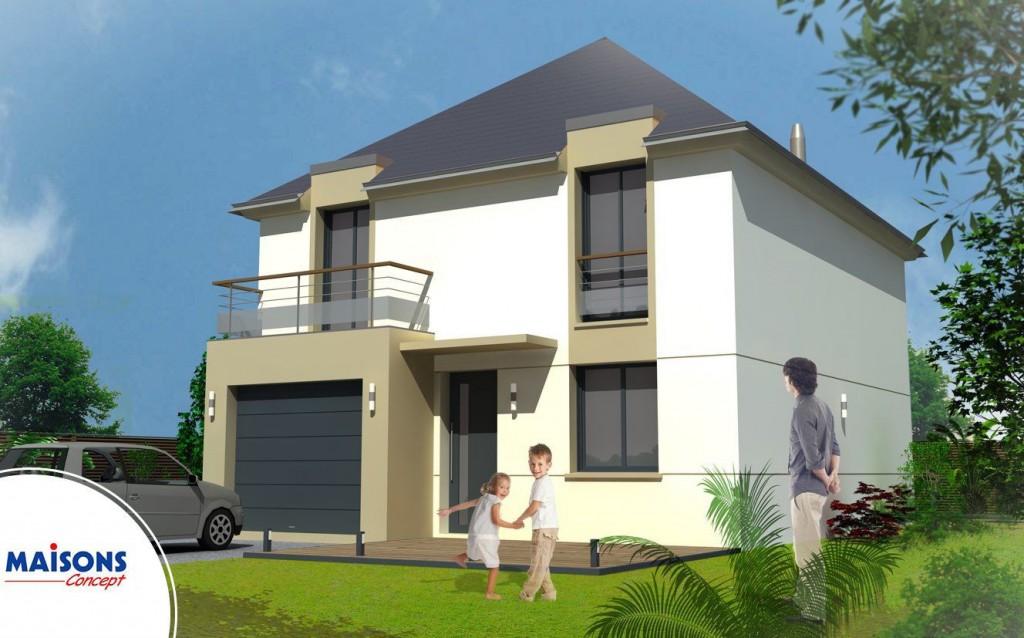 Maisons concept constructeur maison 37 49 et 72 for Constructeur maison 49