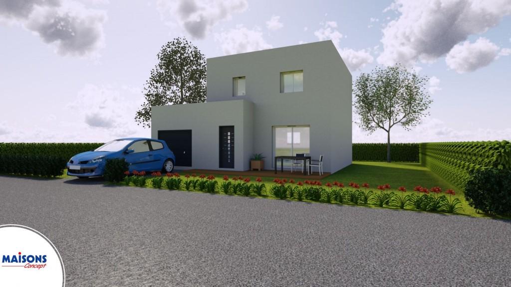 Maisons concept constructeur maison 37 49 et 72 for Constructeur maison contemporaine 37